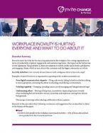 FREE White Paper: Incivility in the Workplace