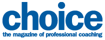 Choice logo blue