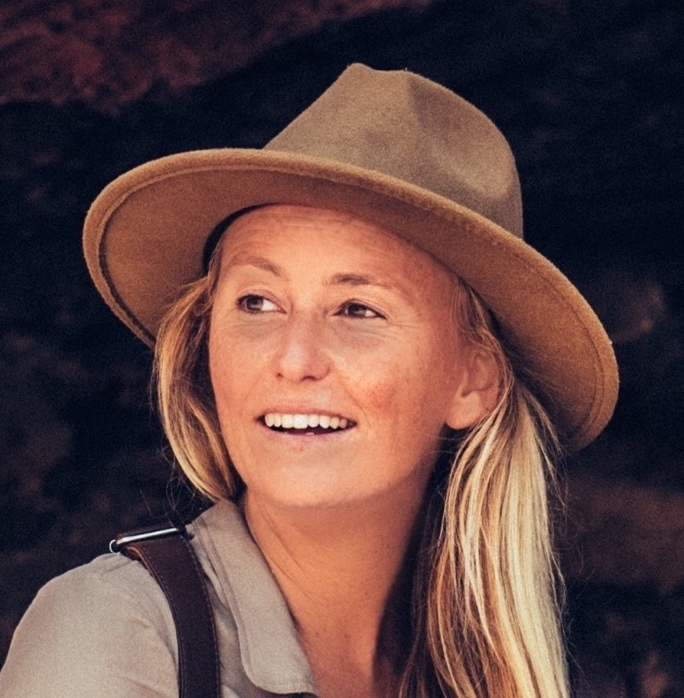 Alison Teal Indiana Jones headshot