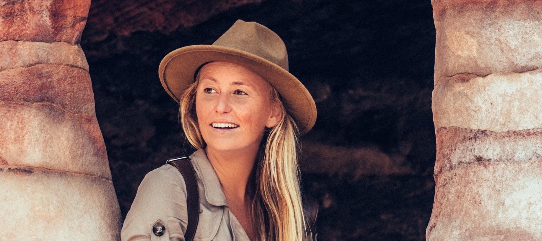 Alison Teal Indiana Jones narrow