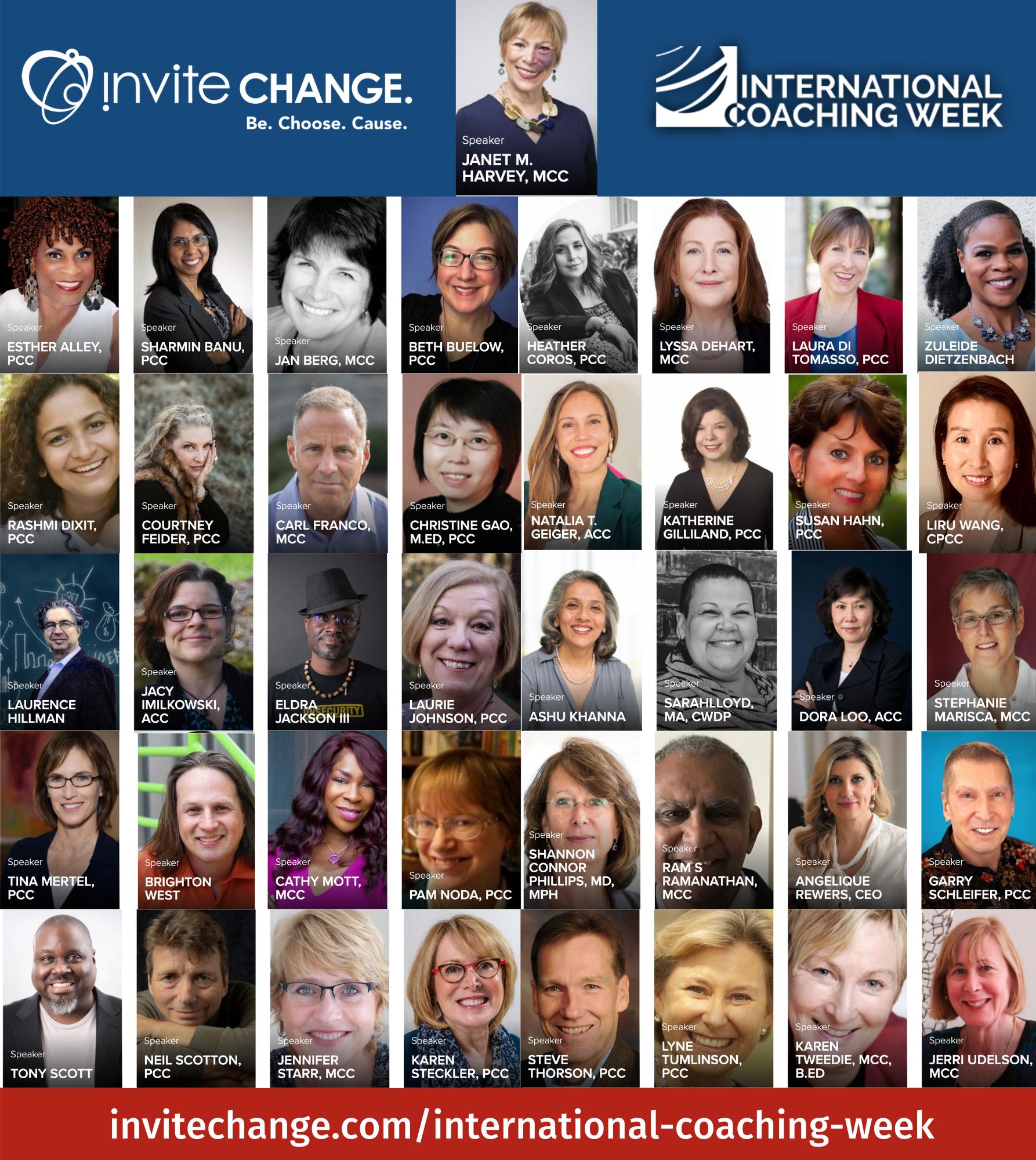 ICW 2021 Speakers