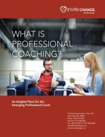 What is professional coaching thumb 300 390