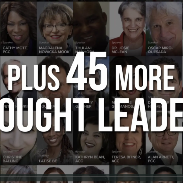 3 Days. 50 Speakers. A Virtual Global Leaders Conference to remember.