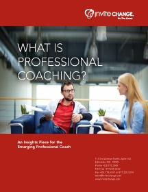 What is Professional Coaching