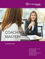 Coaching mastery ebook